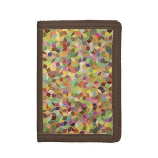 Penrose Tiling Wallet