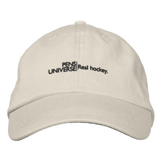 Pens Universe Embroidered Hat