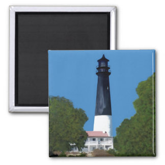 Pensacola lighthouse magnet