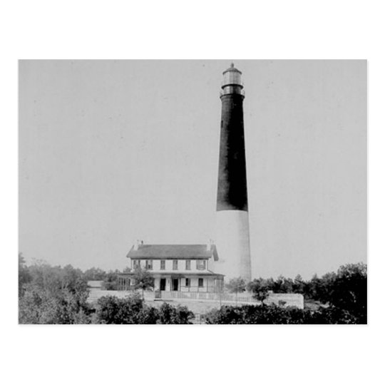 Pensacola Lighthouse Postcard