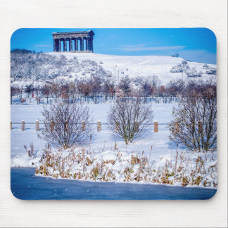 Penshaw Monument Mouse Pad
