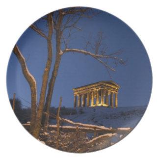 Penshaw Monument Plate