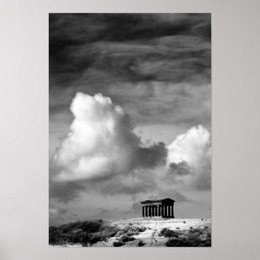 Penshaw Monument Poster/Print