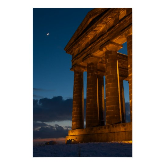 Penshaw Monument Print/Poster Poster