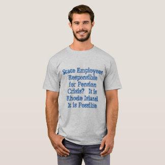 Pension Crisis? T-Shirt