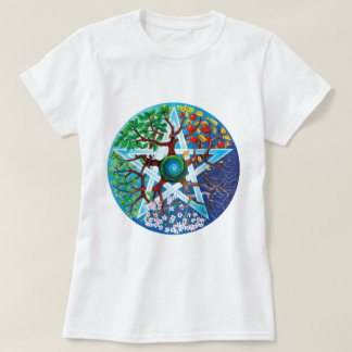pentacle-seasons T-Shirt