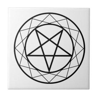 Pentacle Tile