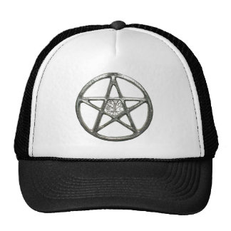 Pentacle Tree Of Life Hat