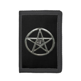 Pentacle Tree Of Life Wallet