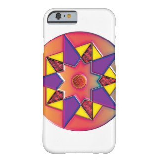 Pentagon Crop Circle Barely There iPhone 6 Case