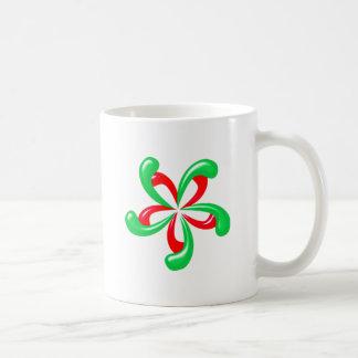 Pentagon drop pentacle drops coffee mugs