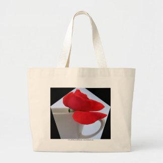 Pentagon Rose tote Jumbo Tote Bag