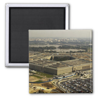 Pentagon Square Magnet