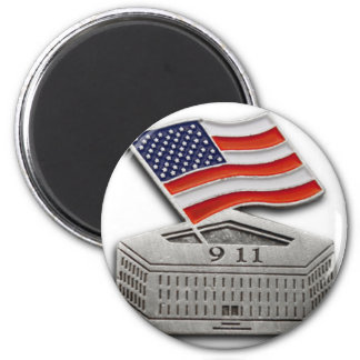 PENTAGON USA FLAG MAGNET