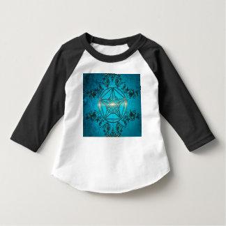 Pentagram, a mystic and magical symbol. infant T-Shirt