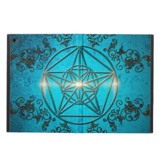 Pentagram, a mystic and magical symbol. powis iPad air 2 case