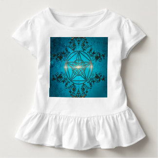 Pentagram, a mystic and magical symbol. tshirts