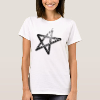 Pentagram black girls T-Shirt