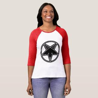 Pentagram Goat T-Shirt