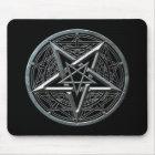 Pentagram Mouse Mat