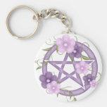 ♥ Pentagram ♥ (mystical-1) Keychains