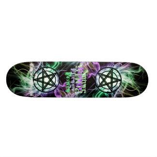 Pentagram Power n verse Skateboard Deck