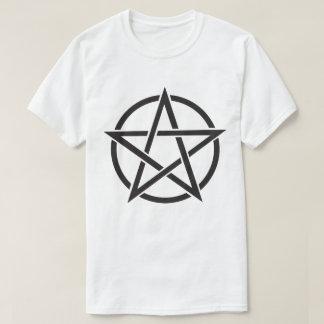 Pentagram Symbol Witchcraft Pagan Wicca T-Shirt