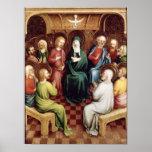 Pentecost, 1450