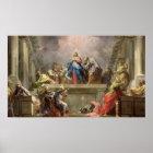 Pentecost, 1732 poster