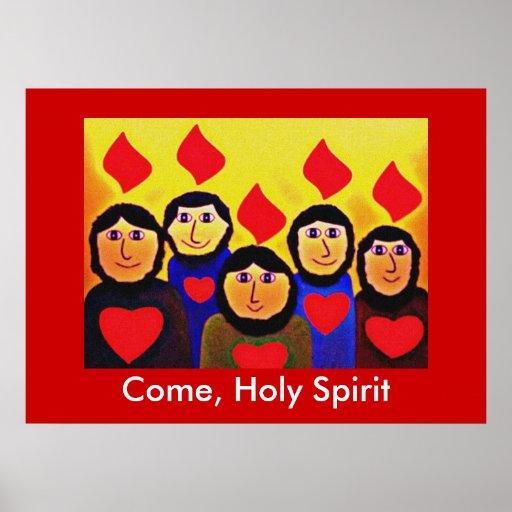 Pentecost Print