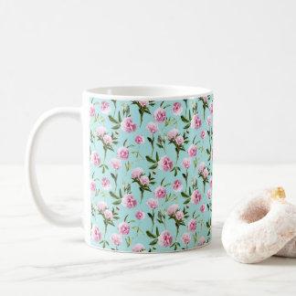 Peonies in her Dreams Coffee Mug