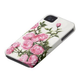 Peonies iPhone 4 Case