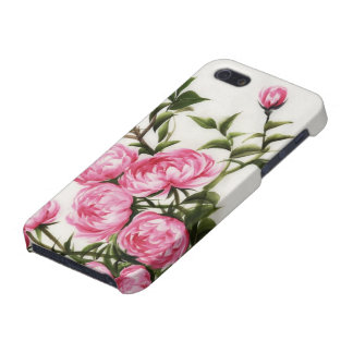 Peonies iPhone 5/5S Cases
