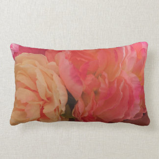 Peonies Pillow