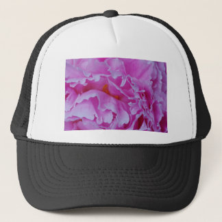 Peonies Trucker Hat
