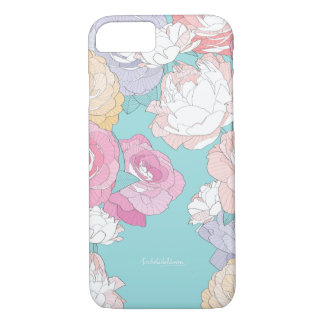 PEONIESMINT iPhone 7 CASE