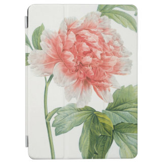 Peony, 1799 (colour stipple print) iPad air cover