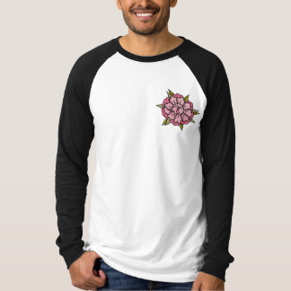 PEONY // Baseball Shirt (LS).