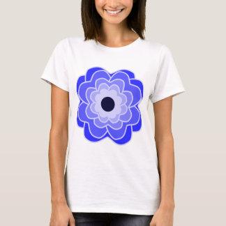 Peony Blue T-Shirt