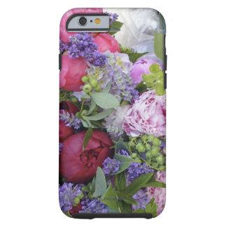 Peony Bouquet Tough iPhone 6 Case