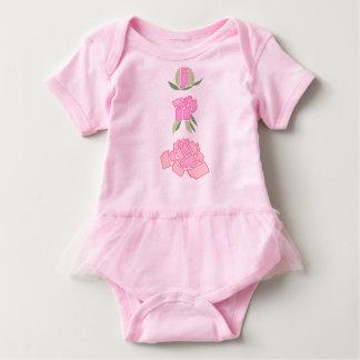 Peony But Growin Baby Bodysuit