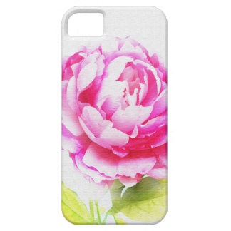 Peony Cell Phone Case