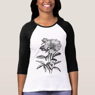 Peony Ladies T-shirt