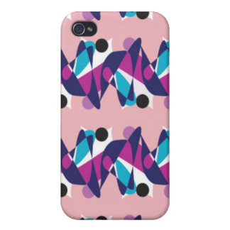 People Abstract Speck Case iPhone 4 Covers