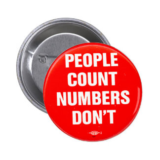 People Count - Button