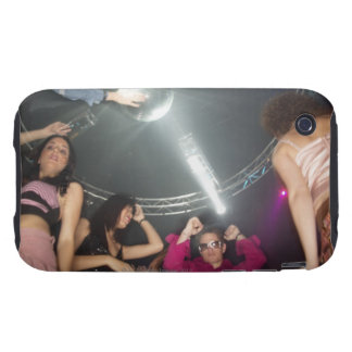 People dancing in a club iPhone 3 tough cases