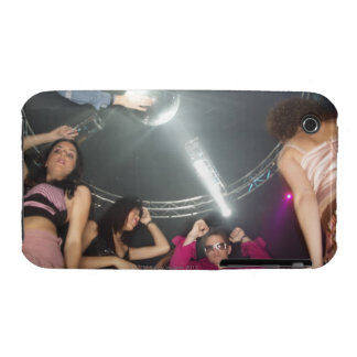 People dancing in a club iPhone 3 cases