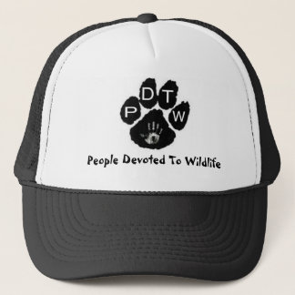 People Devoted To Wildlife Hat