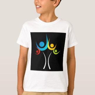people embracing tree or nature tee shirt