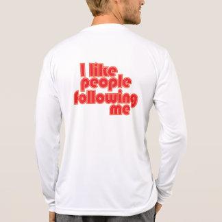 """People Following Me"" T-Shirt"